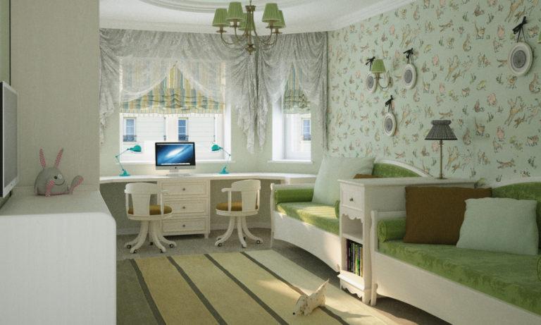 Дизайн проект интерьера квартиры в ЖК Рублево Парк