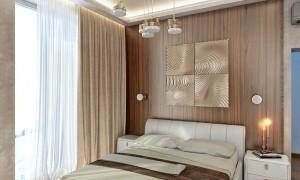 Дизайн проект интерьера дома в КП Монтевиль