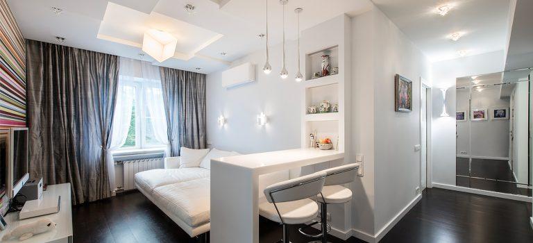 Дизайн-проект интерьера квартиры на Волконском переулке