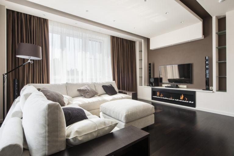 Дизайн интерьера квартиры в ЖК Измайловский
